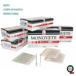 Aghi monouso Monovete